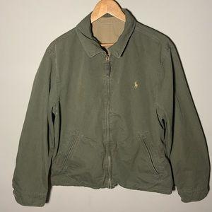 Vintage Polo Ralph Lauren Reversible Jacket size M